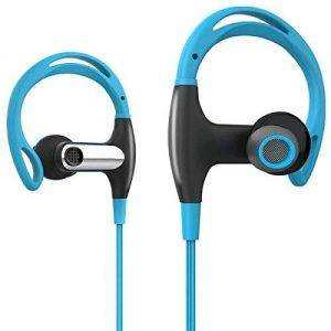 Casti audio in-ear FIFO MyMe H7 Blue, Bluetooth, Wireless, Fitness, sport