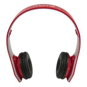 Casti audio pliabile MyMe M7 Red - sport, DJ, headphones