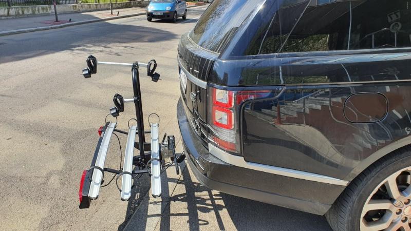 Suport Bicicleta pe carlig Menabo Merak