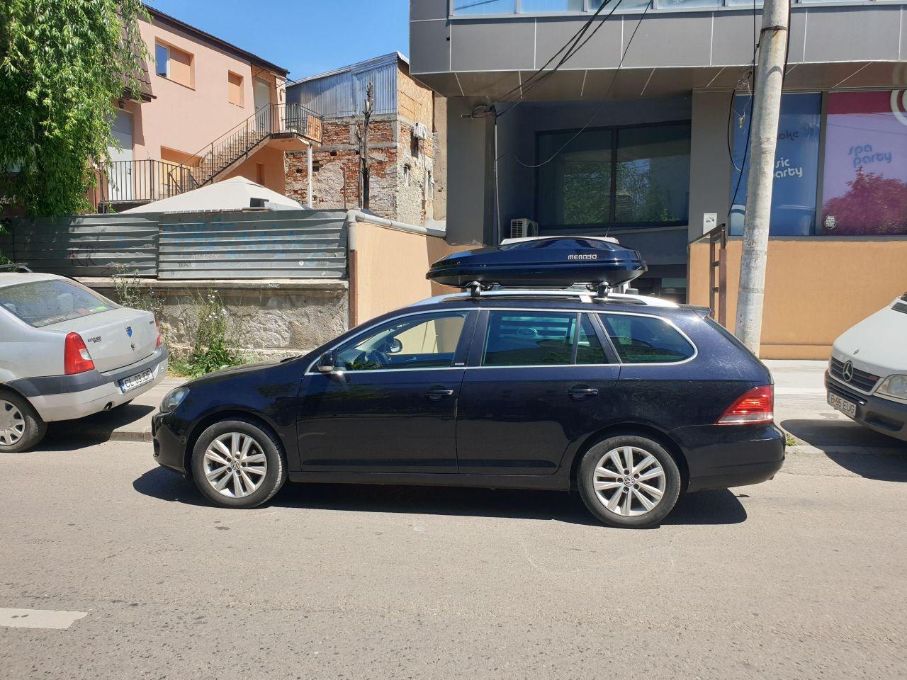 Volkswagen Golf cutie portbagaj Menabo Diamond