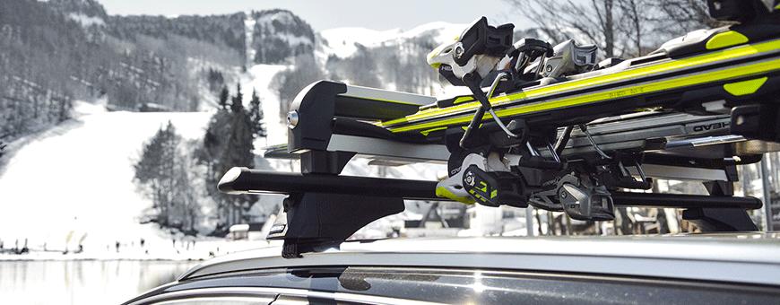 Cum montez un suport schi-snowboard cu prindere magnetica