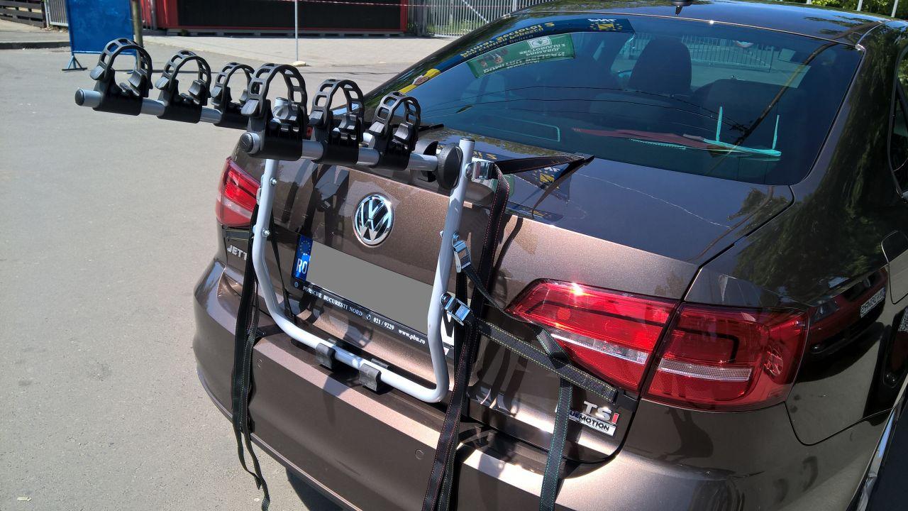 Volkswagen Jetta suport bicicleta Menabo Mistral